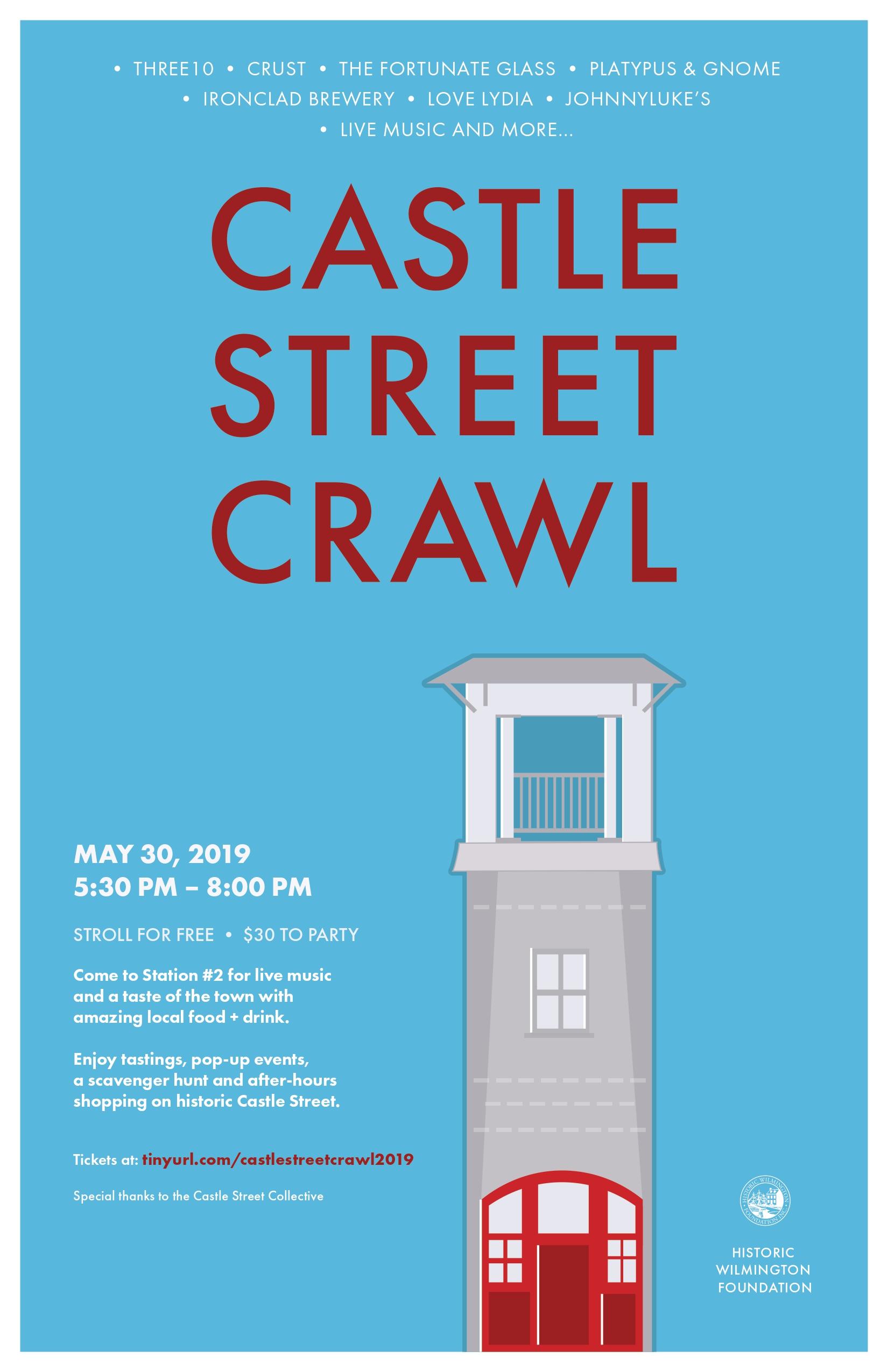 Castle Street Crawl - Historic Wilmington Foundation