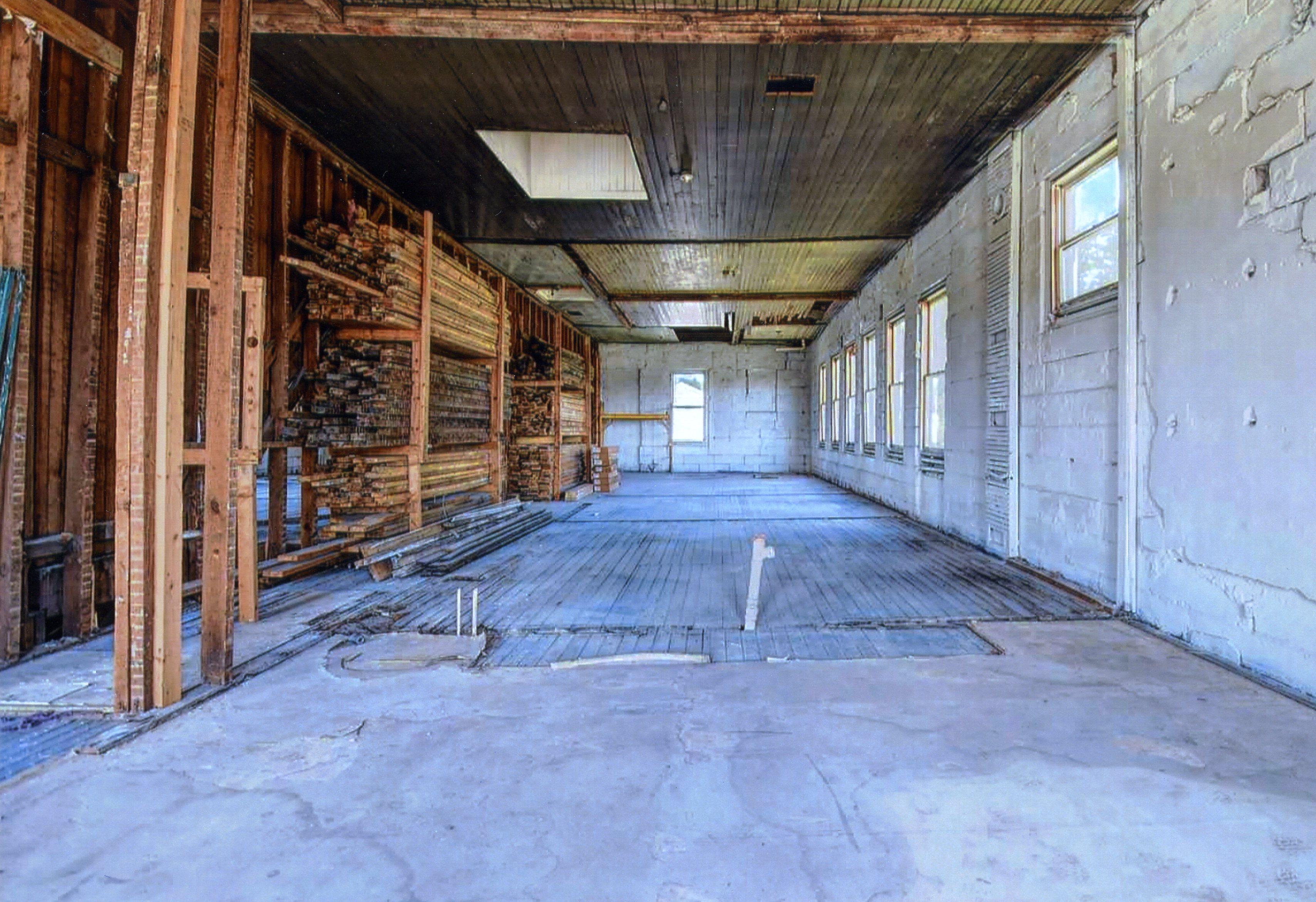 Before - Interior Second Floor