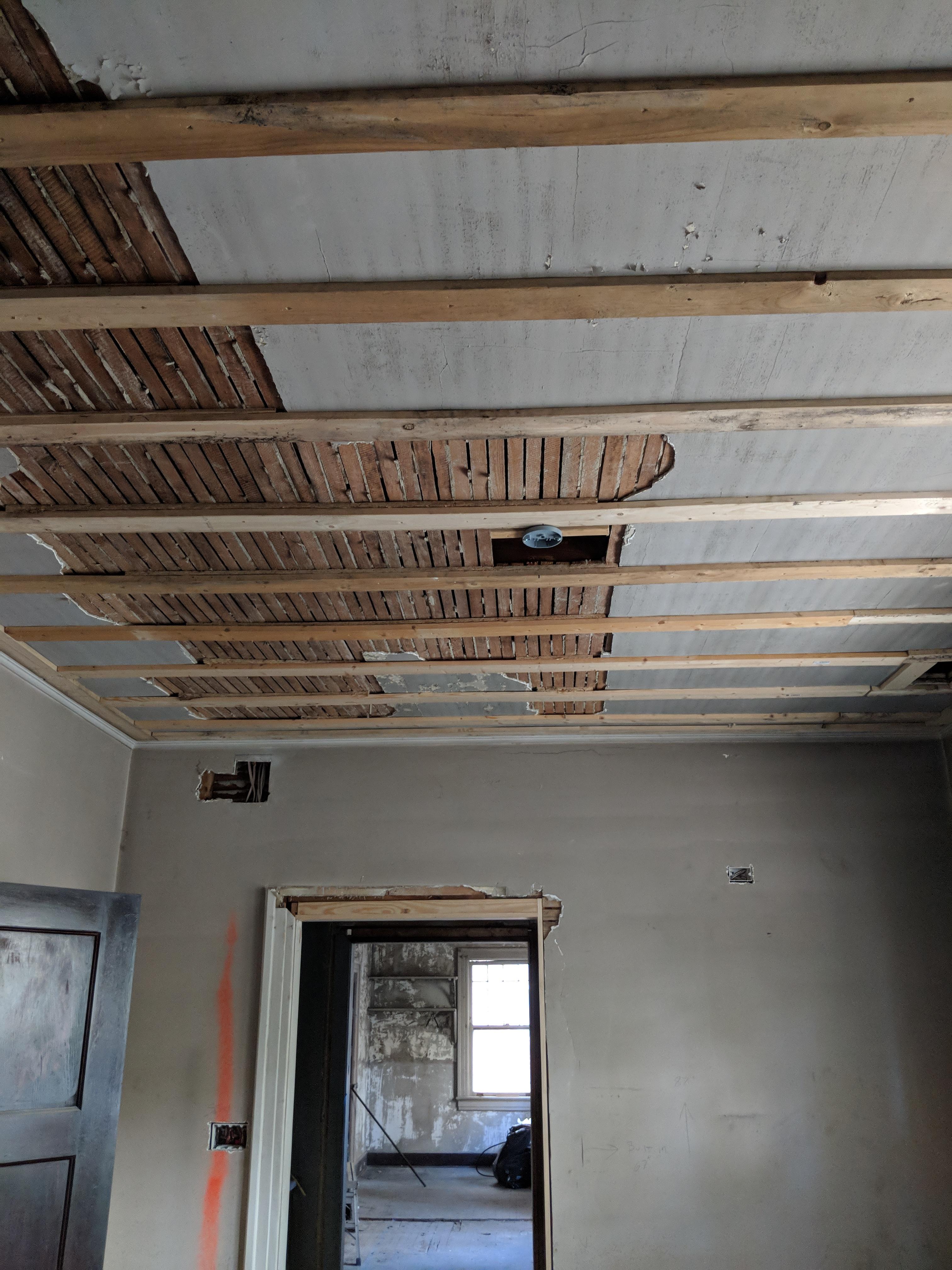 Interior: Before