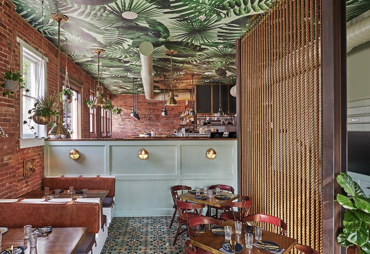 Dram Yard Restaurant