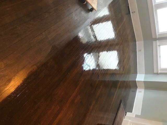 610 Dock Street - Wood Floors (AFTER)