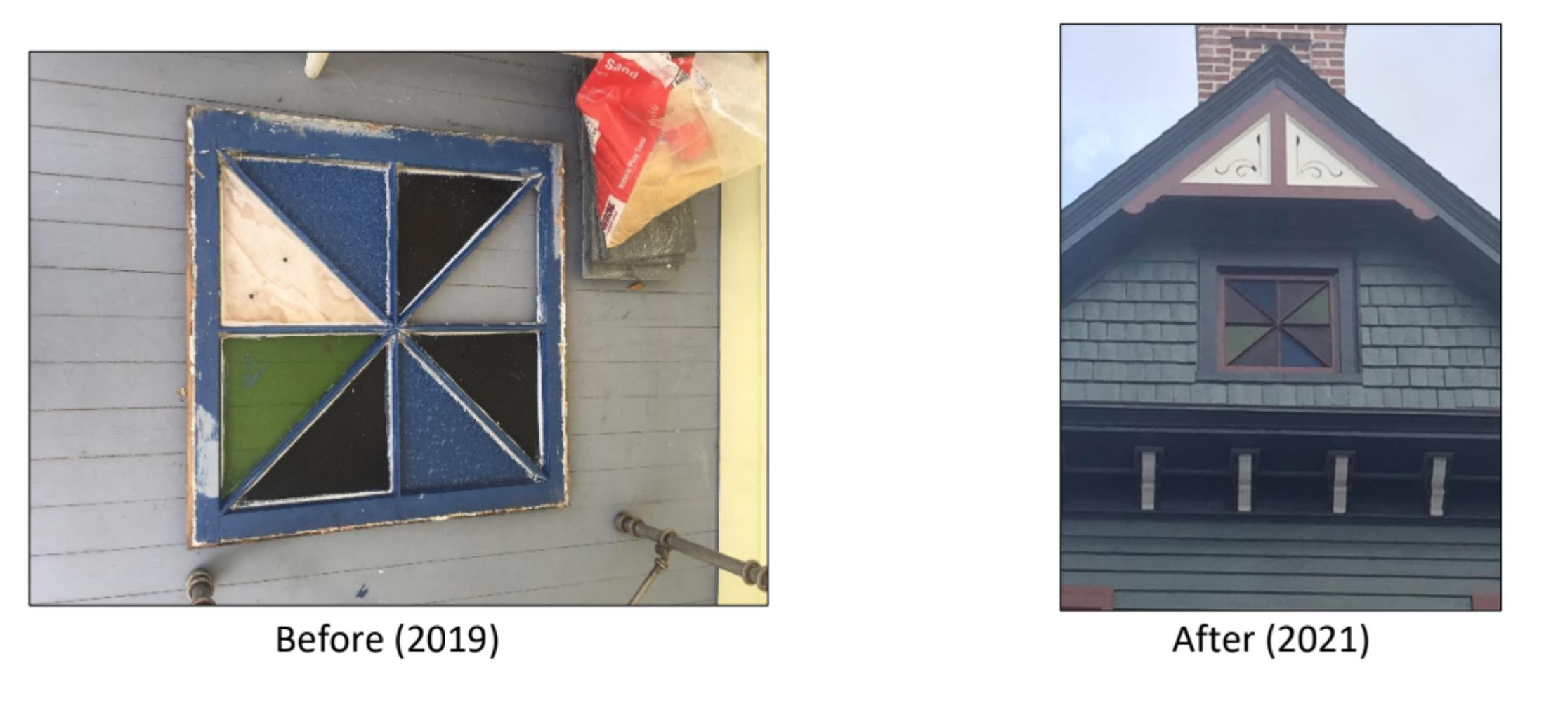 714 Market Street - Window Repair