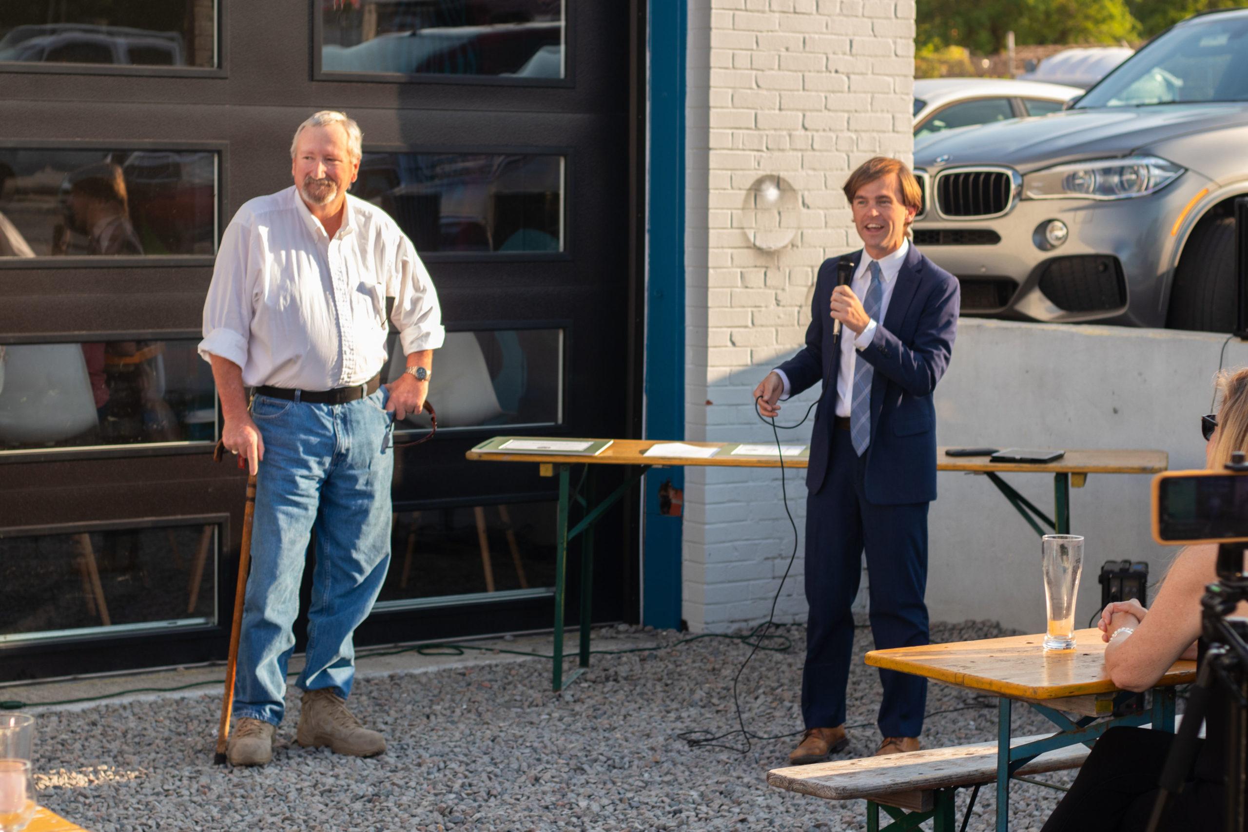 Don Helms & Travis Gilbert