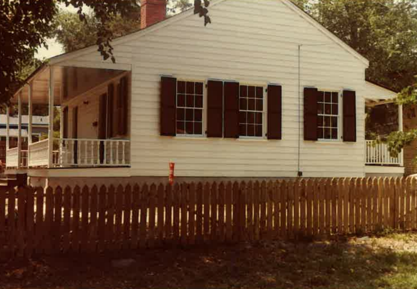 McLaurin House - After