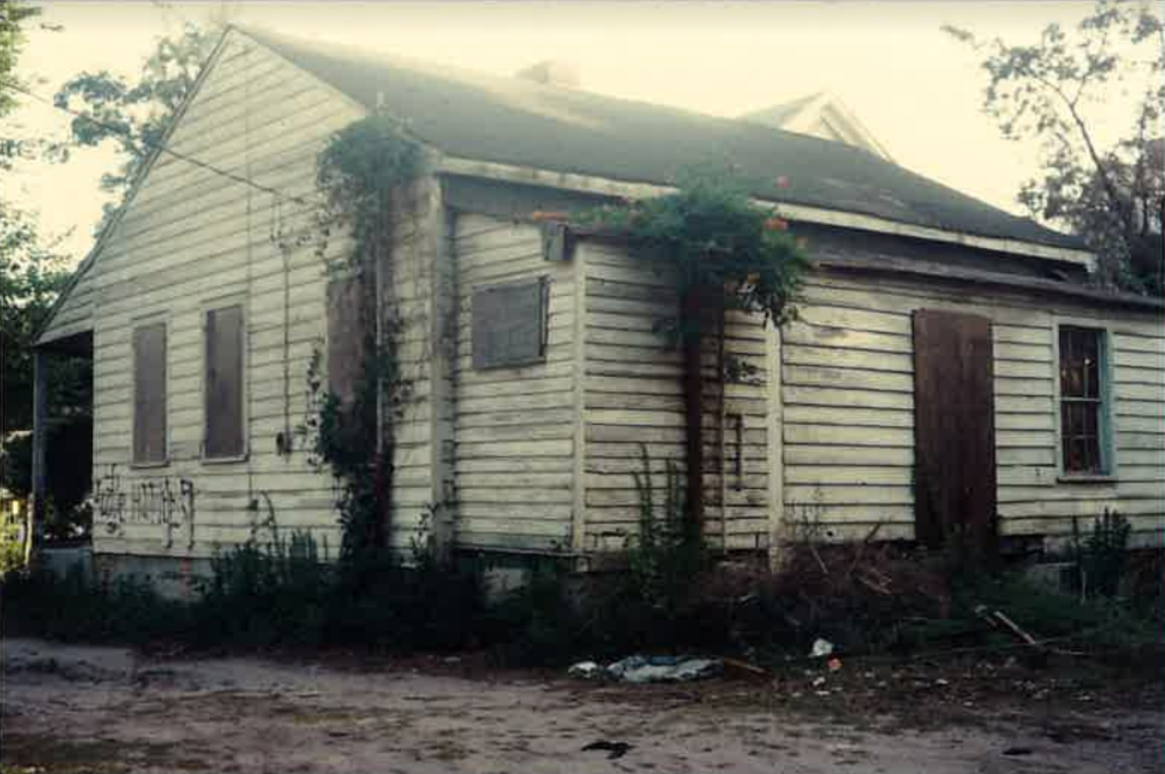 McLaurin House - Before
